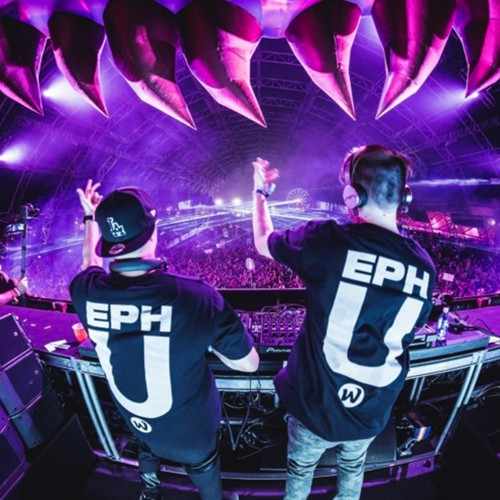Ephwurd Release Debut Festival Set From Escape 2015 : Future House / Bass [Free Download]