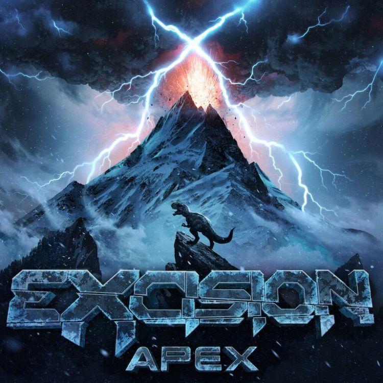 excision apex album art