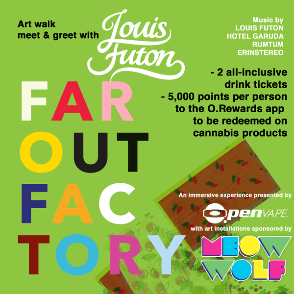 far out factory contest
