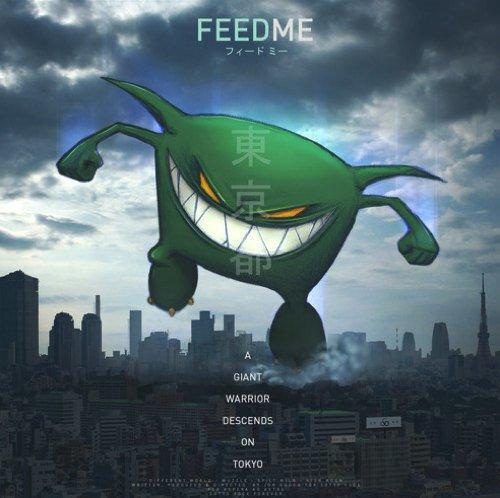 Feed Me Blends Electro & Future House On New Single 'Split Milk'