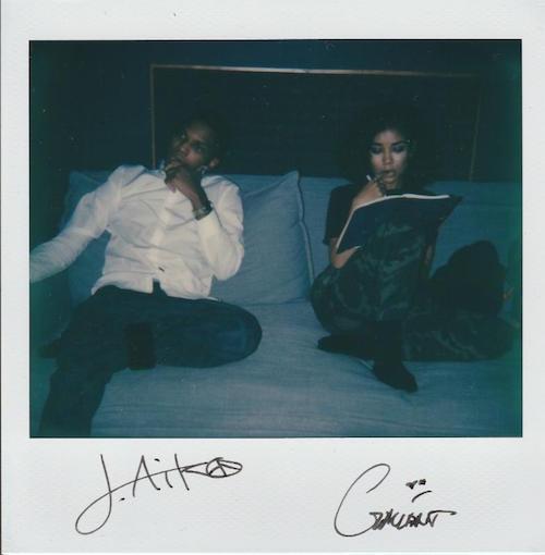 Gallant - Skipping Stones (feat. Jhené Aiko) : R&B / Soul