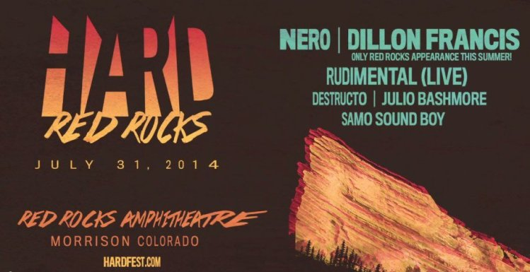 Get Flown Out to Have Taco Bell Dinner With Dillon Francis And Pineapple Dessert With Destructo Before Hard Red Rocks
