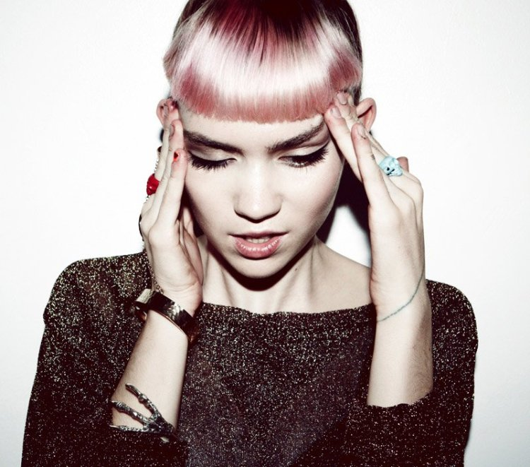 Grimes - Skin (Four Tet Remix) : Chilled Out Indie Electronic Remix