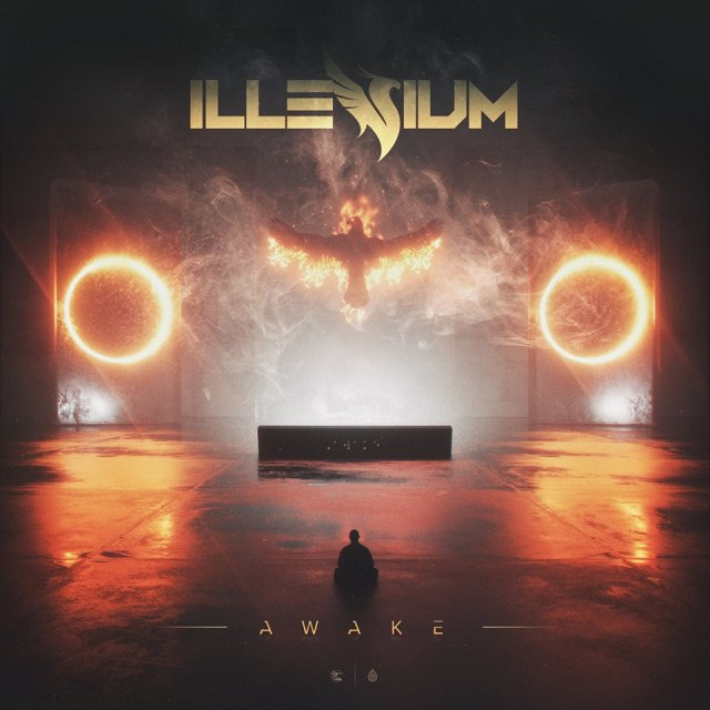 Illenium AWAKe album art