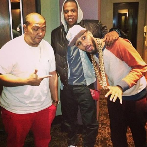 Jay-Z - Open Letter (Produced by Timbaland & Swizz Beatz) : Huge New Song