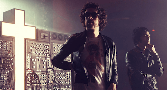 Justice Are One Step Closer To Releasing 3rd Album