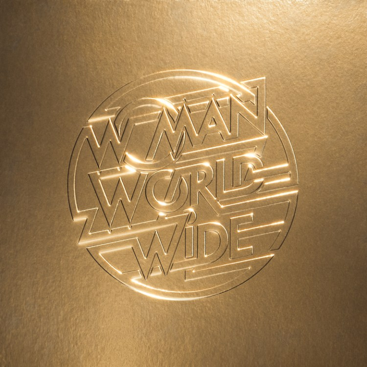 justice woman worldwide cover art