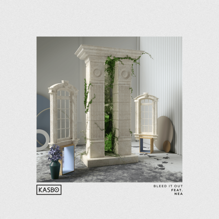 Kasbo Bleed It Out artwork