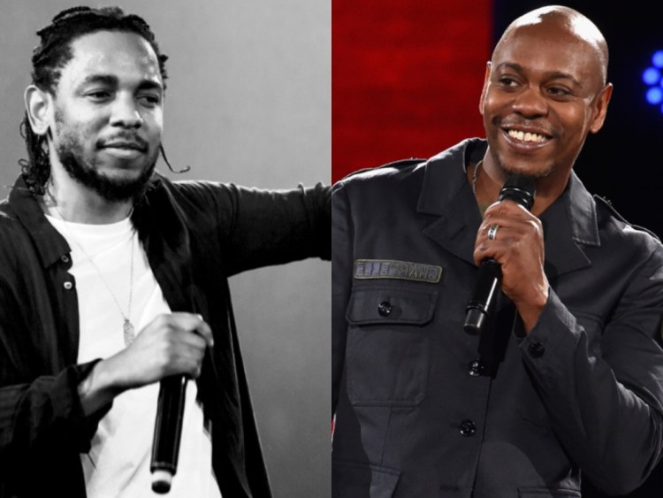 Kendrick Lamar Dave Chappelle