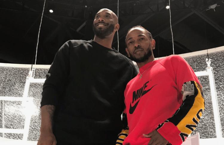 Kobe bryant Kendrick Lamar