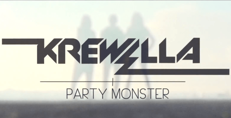 Krewella - Party Monster (Music Video) : Outrageous Music Video [Free Download]