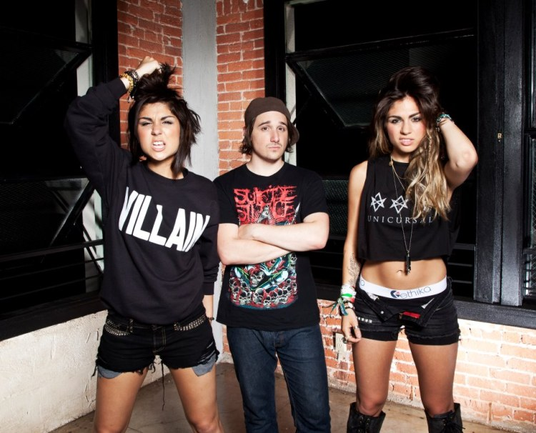 Krewella Release Pegboard Nerds Remix from Upcoming 'Live For The Night Remix EP'