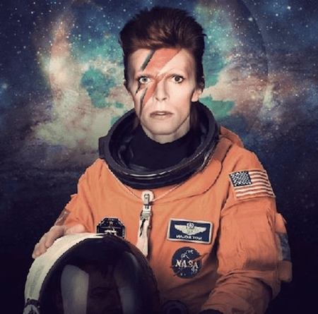 """Lido Pays Homage To David Bowie With Brand New Cover of """"Space Oddity"""""""