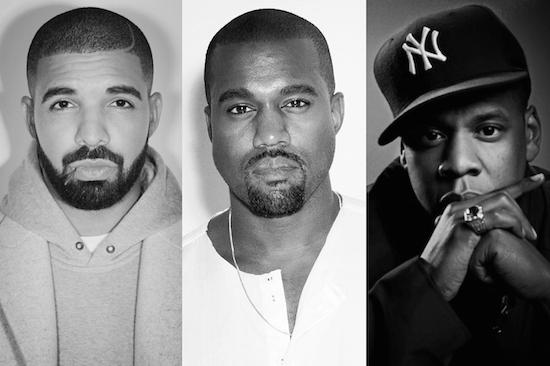 "Listen To Drake's New Single ""Pop Style"" Ft. Kanye West & Jay-Z"