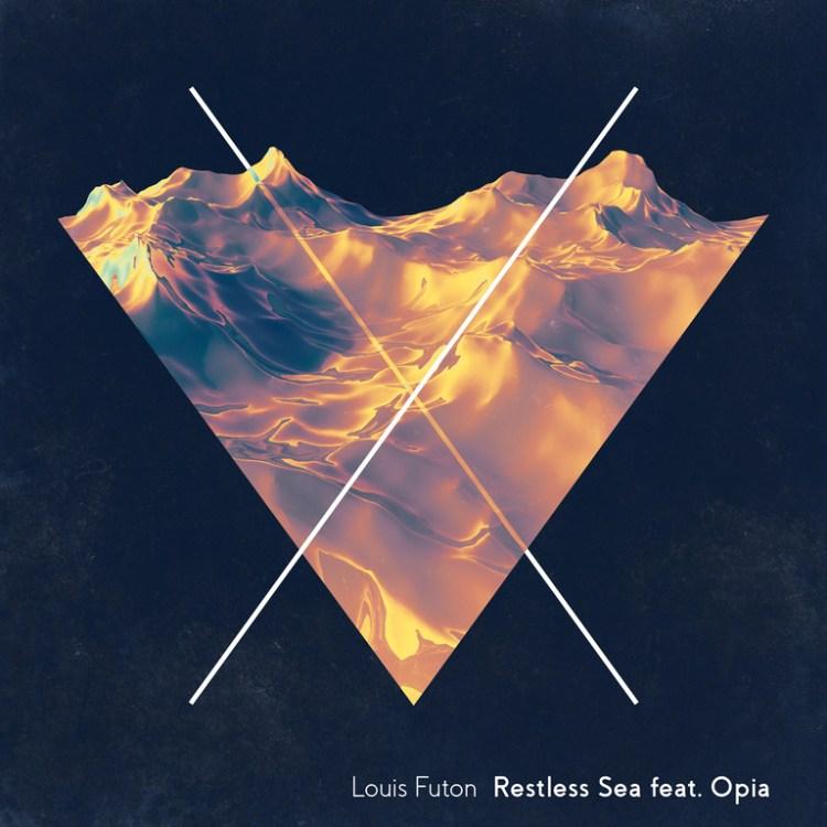 Louis Futon restless Sea