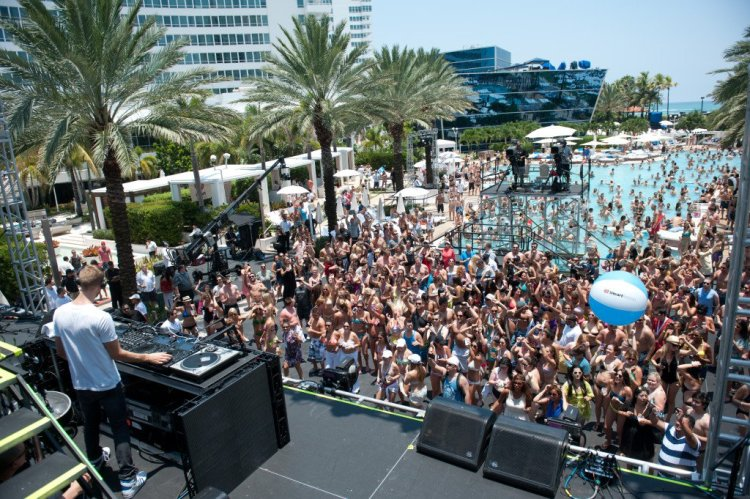Miami Music Week 2014 Essential Pool Party & Showcase Guide