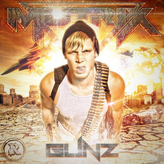 "Mutrix - ""Gunz"" : Huge Trap / Bass Anthem released through Excision's Rottun Recordings"