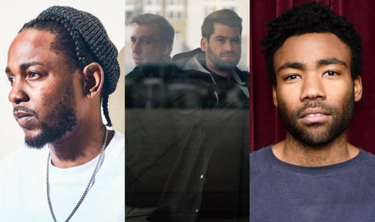 Odesza Kendrick Childish