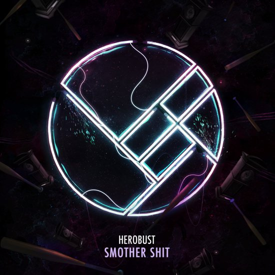 "[PREMIERE] Herobust Releases New Boundary Pushing Trap Single ""Smother Shit"" [Free Download]"
