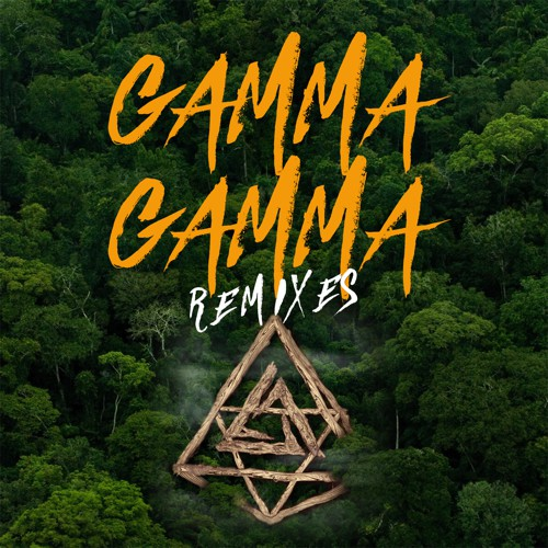 GAMMA GAMMA (Brillz Remix) : Trap