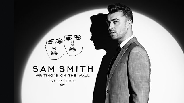 "Sam Smith & Disclosure Release James Bond Theme Song ""Writing's On The Wall"""