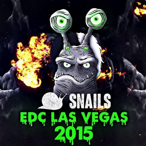 SNAILS - EDC 2015 Live Set : Unreleased Jack U