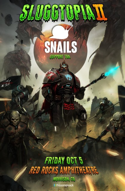 Snails Sluggtopia 2 2018