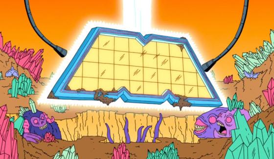 The M Machine - Tiny Anthem (Music Video) : Epic Cartoon Video