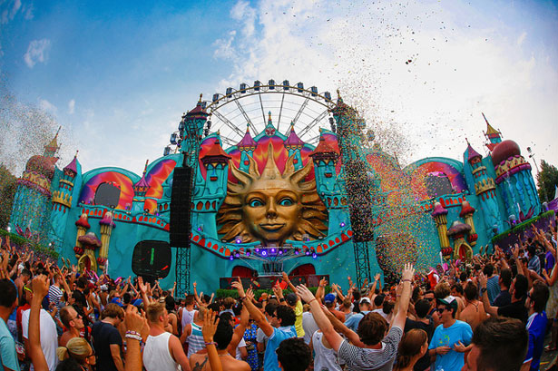 TomorrowLand 2013 Announces Line-Up Round 1