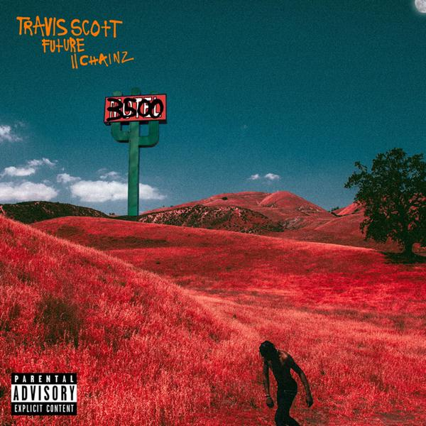"""Travi$ Scott Teams With Future & 2 Chainz On New Single """"3500"""" From Upcoming Album"""