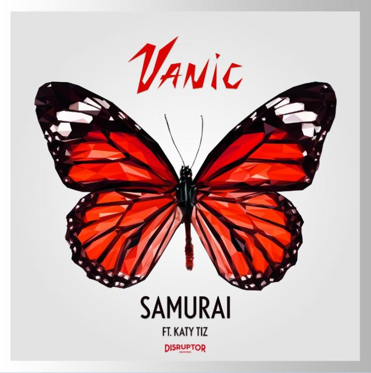 Vanic - Samurai (feat. Katy Tiz) [Cover Art]