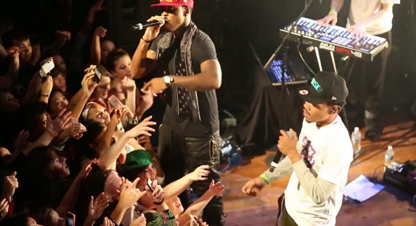 [VIDEO] Chance the Rapper Debuts New Music With Jeremih