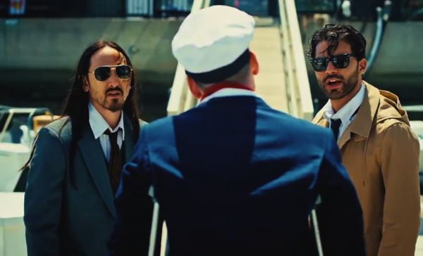 Watch Hilarious Trailer For New 'NCIS: Ibiza' TV Series Featuring Steve Aoki