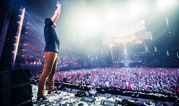 [WATCH] Tiësto's Massive 3 Hour Long Ziggo Dome Set from ADE