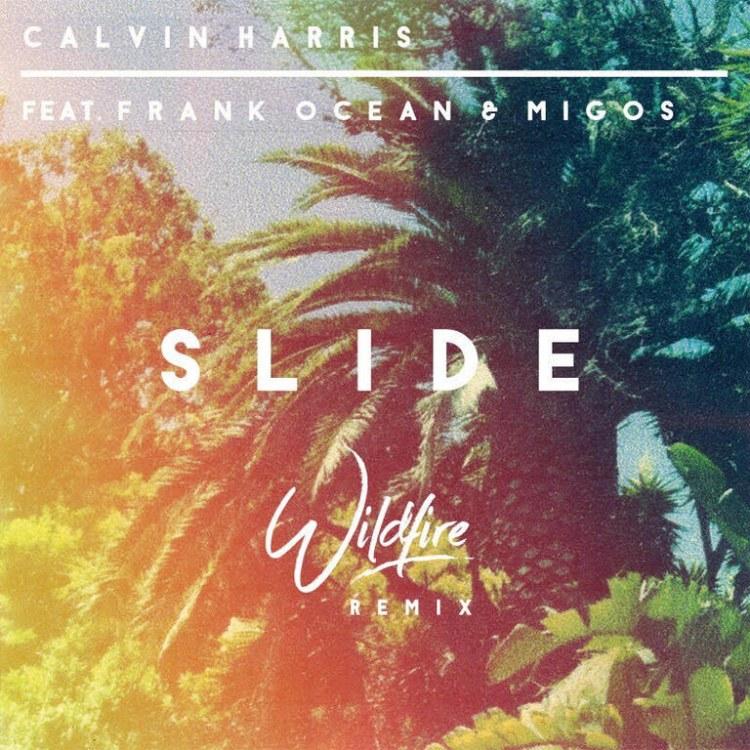 Wildfire Slide Remix Artwork