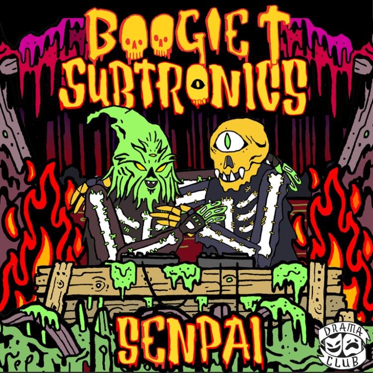 Boogie T Subtronics Senpai