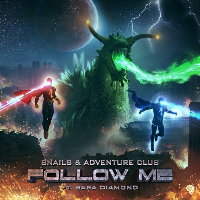 snails adventure club follow me