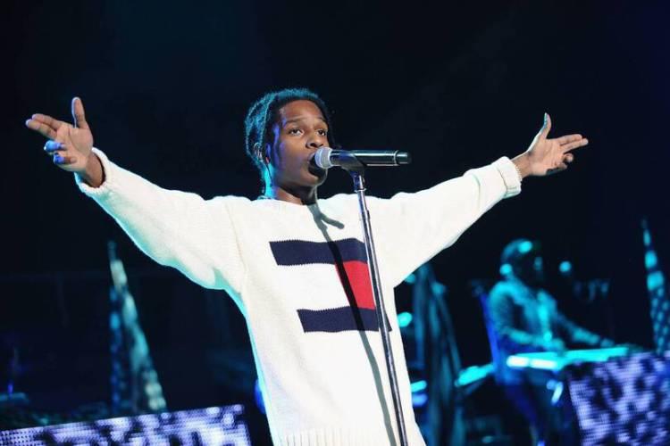 A$AP Rocky Babushka