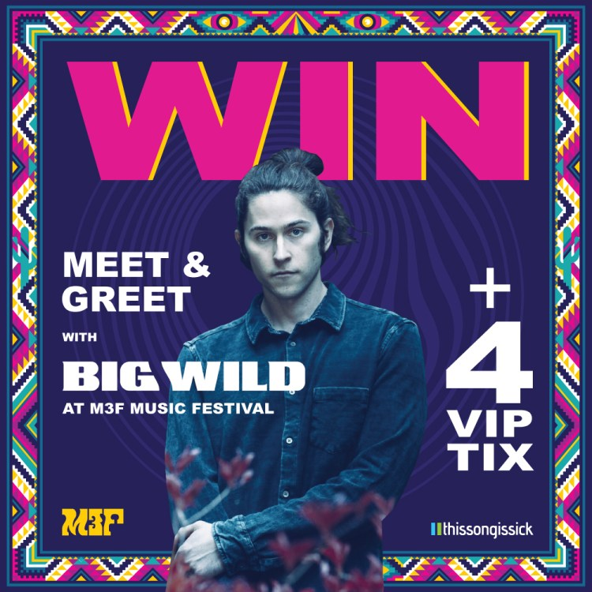 Big Wild contest