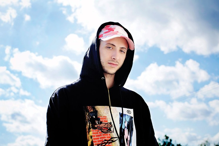shlohmo rock music ep