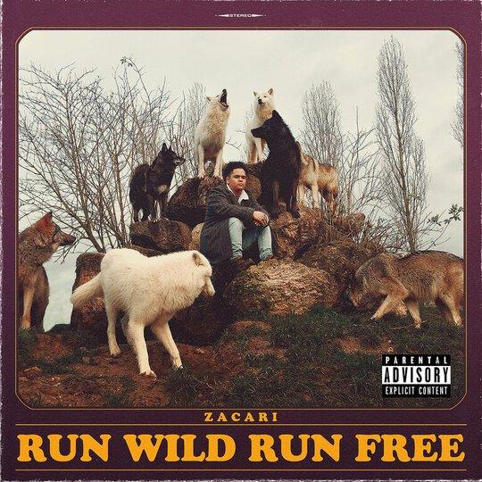 Zacari Run wild run free