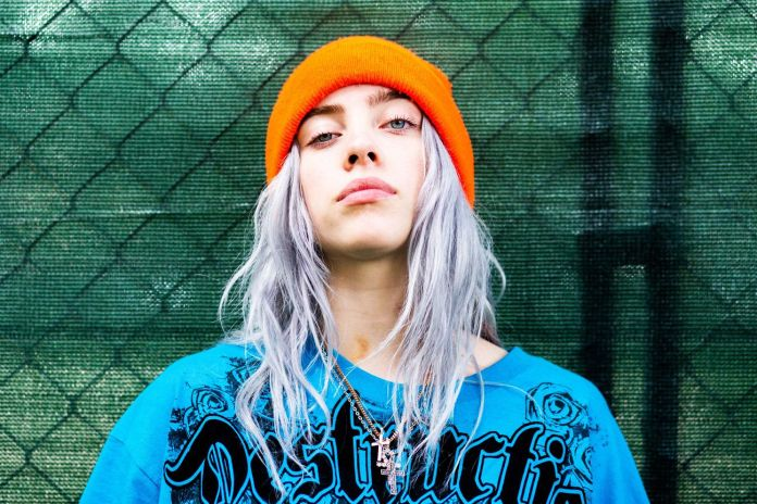 Image result for billie eilish wish you were gay
