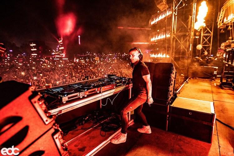 Skrillex EDC Mexico 2019