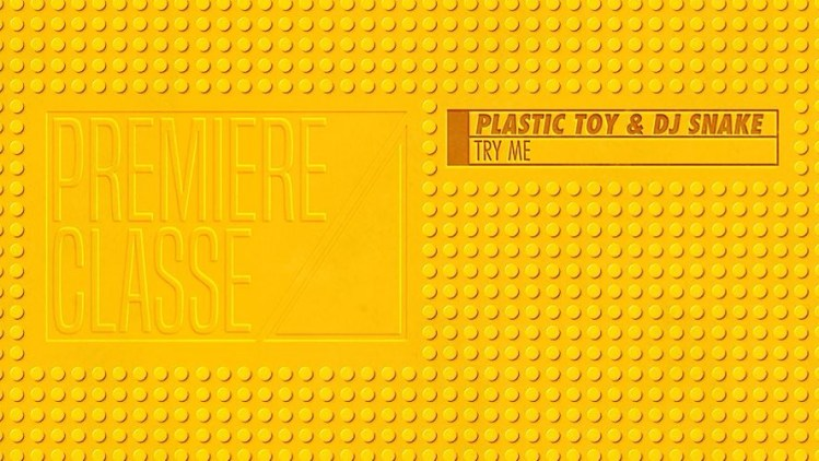 DJ Snake x Plastic Toy Try Me Horizontal
