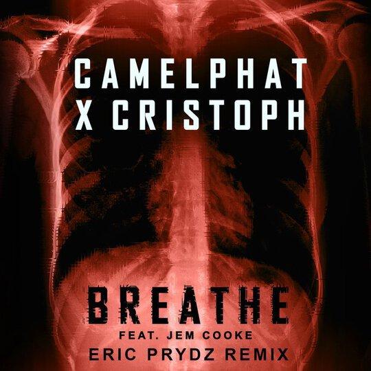 Breathe Eric Prydz Remix Artwork