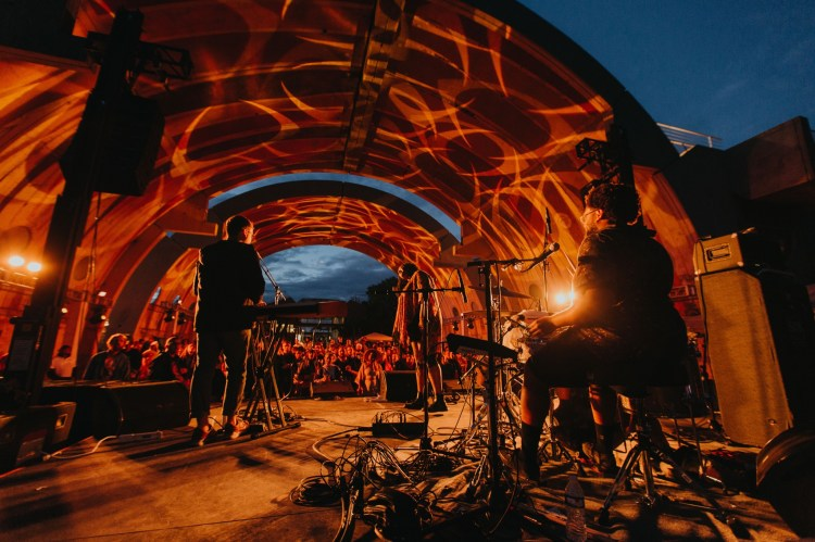 FORM Arcosanti Offers The Perfectly Intimate Music Festival Experience