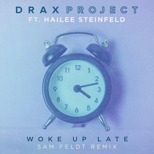 Drax Project Sam Feldt Remix Artwork