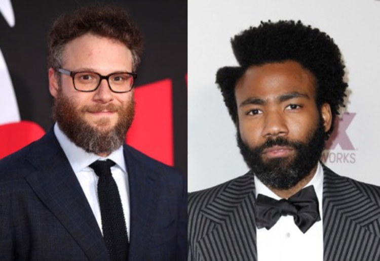 seth rogan donald glover