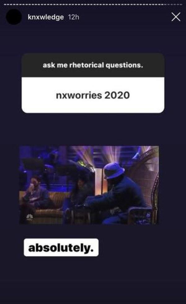 nx worries 2020
