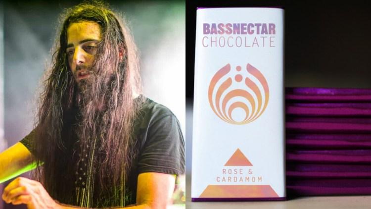 Bassnectar Chocolate